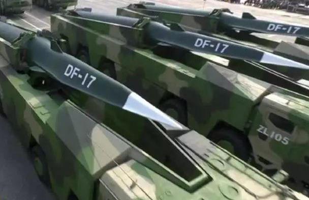 中国高超音速导弹豪据世界第一,美俄不再领先