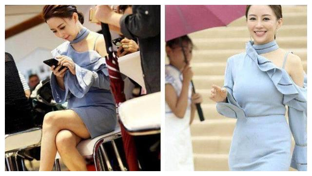 35岁潘晓婷近照欣赏,长相清纯身材火辣,却至今没有男朋友