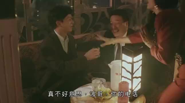 《飞虎精英》吴孟达强出头,被秦沛小弟打了一耳光