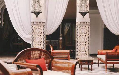 摩洛哥、马拉喀什,我要漂洋过海飞向你的床!