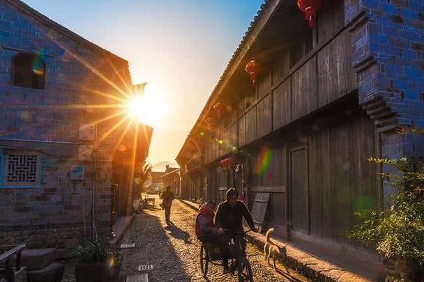 浙江古韵浓重的古镇,没有西塘乌镇的名气,却美得让人心疼!