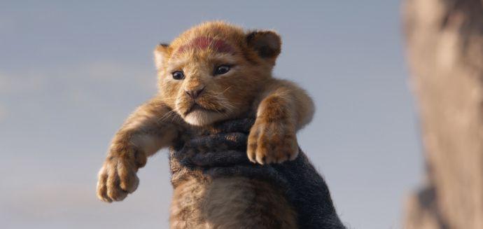 迪士尼狮子王先导预告图
