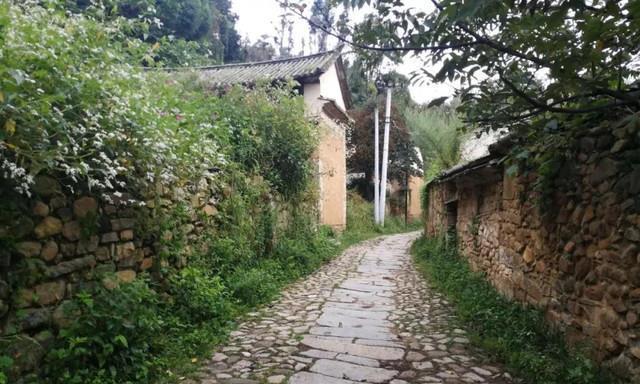 凤阳邑|大理仅存茶马古道上的石头村落