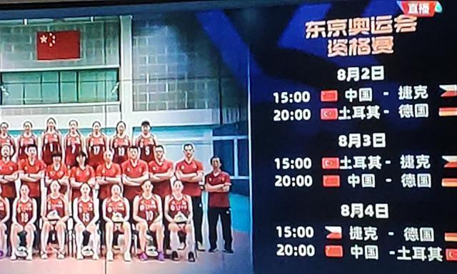 东京女排奥资赛德国队冲击中国队失败,1:3负于中国队