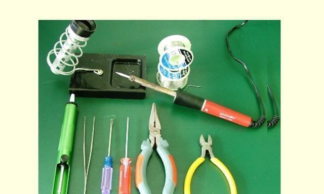 在家如何自己焊接电路板?再也不怕家电接触不良时好时坏了