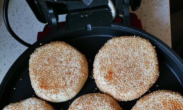 暄软可口的奶香发面饼的做法,全家人都爱吃