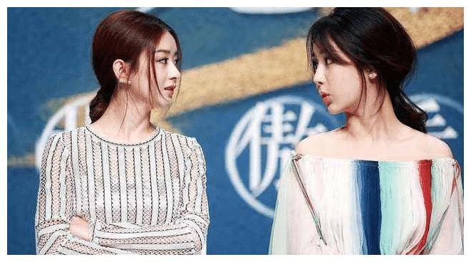 赵丽颖杨紫开餐饮店, 表示不靠名气盈利, 网曝菜单时沉默了?