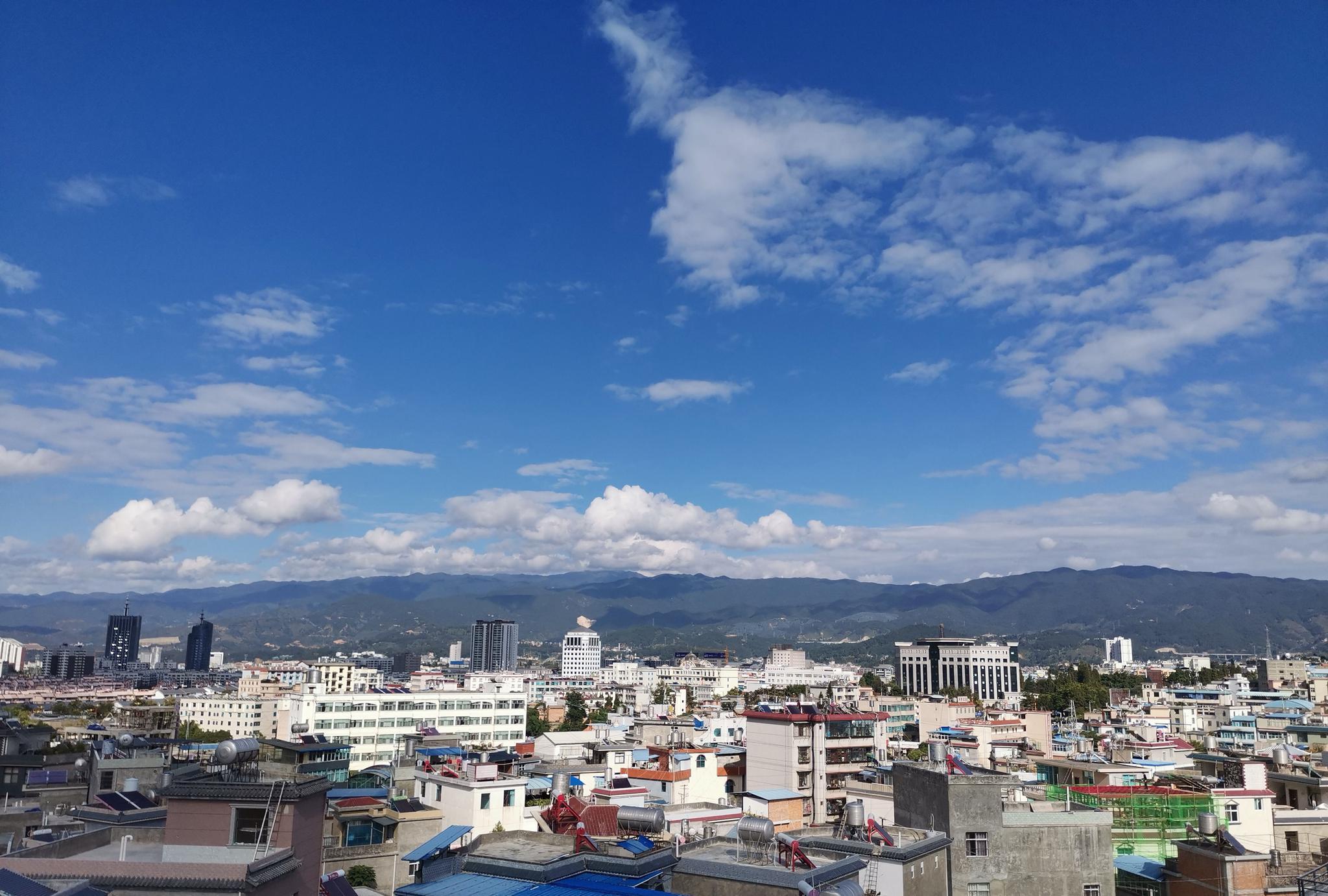 云南省临沧市,这小城,气候宜人,风景优美,被称为恒春之都哦