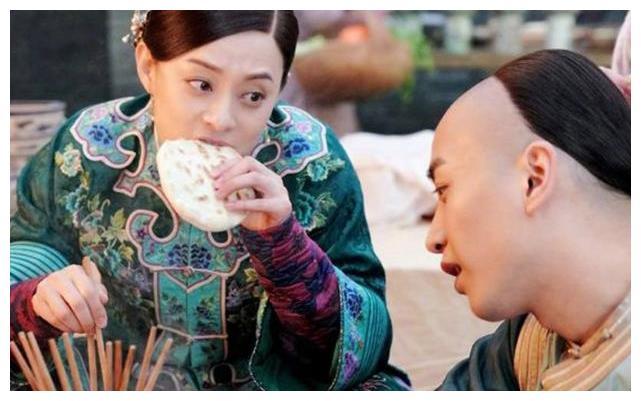 李沁剧中各种哭,演技完全不输孙俪,第二个感染了全场人!