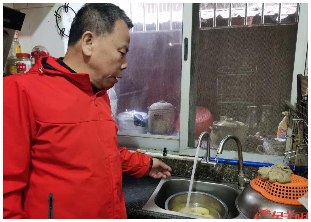 """广州两大""""改水""""工程完工 民生实事落地"""