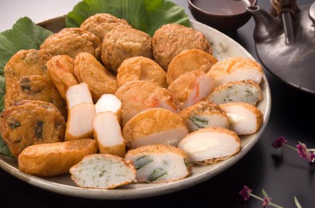 日本饮食真的很清淡吗?到处都是油炸食品