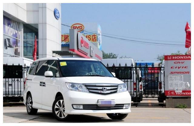 本田旗下两款MPV全年总和卖不过别克GL8,差距不是一般大!