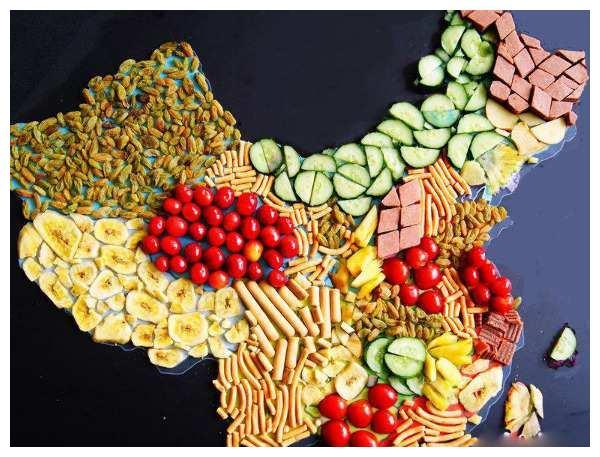必要捕手 中西方饮食文化的差异