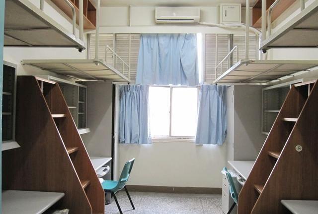 快开学了,快来看看自己大学宿舍的条件如何