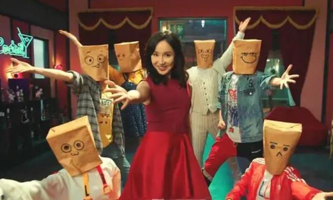 杨幂也出演过《爱情公寓》?看到她出场方式,忍不住回放好几遍