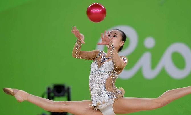 体操女神孙妍在发福明显,曾向宁泽涛表白过,还表示要当中国媳妇
