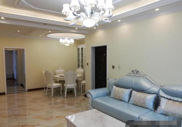 100平三室一厅的,装修花了5万左右,硬装只要3万,晒晒.