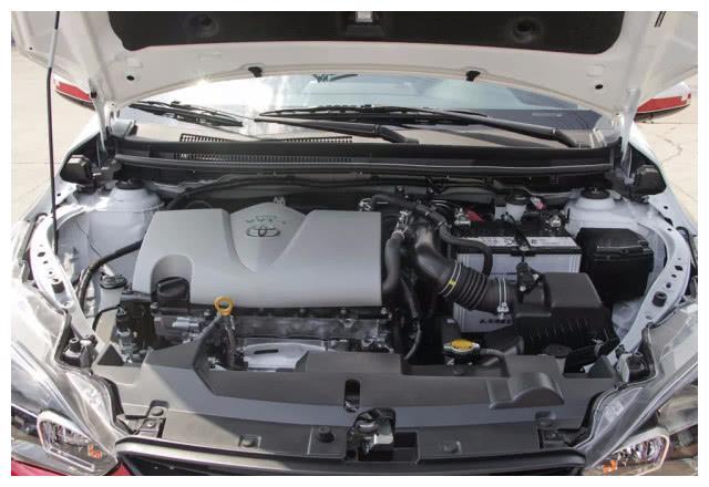 丰田又放狠招了,油耗5.1L,国六标准,狂降至5.58万
