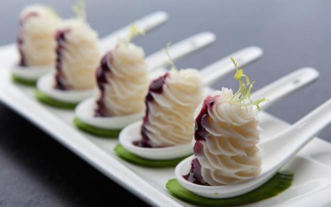 """冬天御用的""""冰淇淋""""--【蓝莓山药泥】"""
