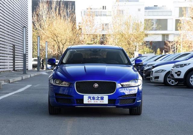 新款捷豹XEL售价23.18万起,让年轻人拥有豪车梦