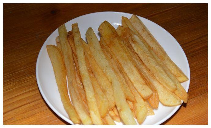 自制薯条时,要裹面粉吗?一直做得不对,怪不得没有松脆感