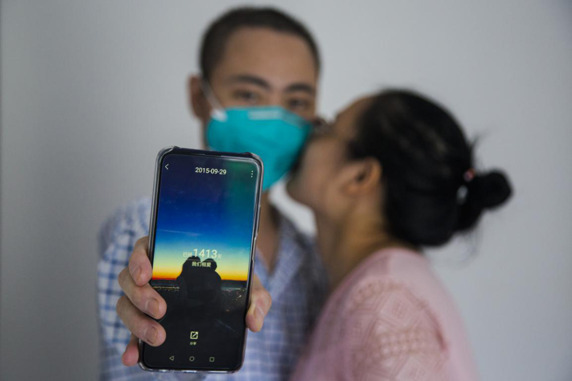 中国数百万白血病夫妻在残喘:除了贫贱与爱情,他们一无所有