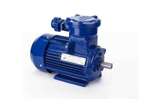 化工防爆电机滚动轴承的使用与维护