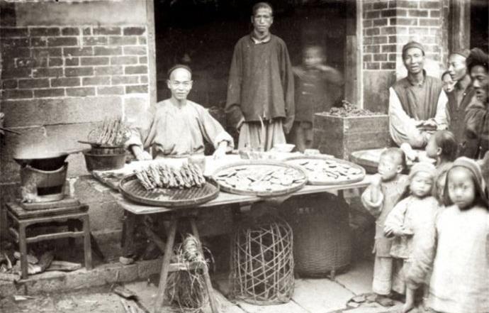 清朝时期的福州,成为全国的商品集散中心,像极了如今的义乌