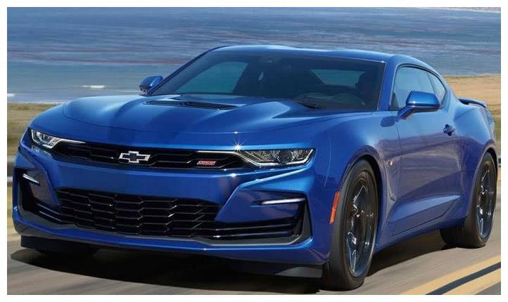 2020款科迈罗亮相,比保时捷帅,配V8发动机,车友:就等它