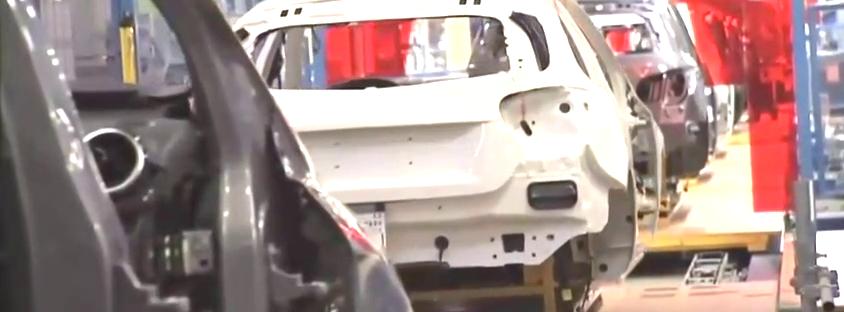奔驰A级的工厂制造过程,看完就知道奔驰为啥卖得贵了