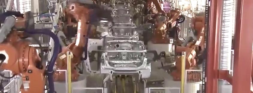 宝马3系工厂制造过程,卖得贵是有道理的