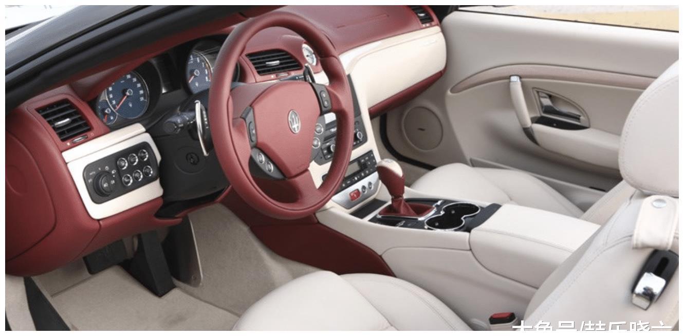玛莎拉蒂Gran Cabrio的体验测评