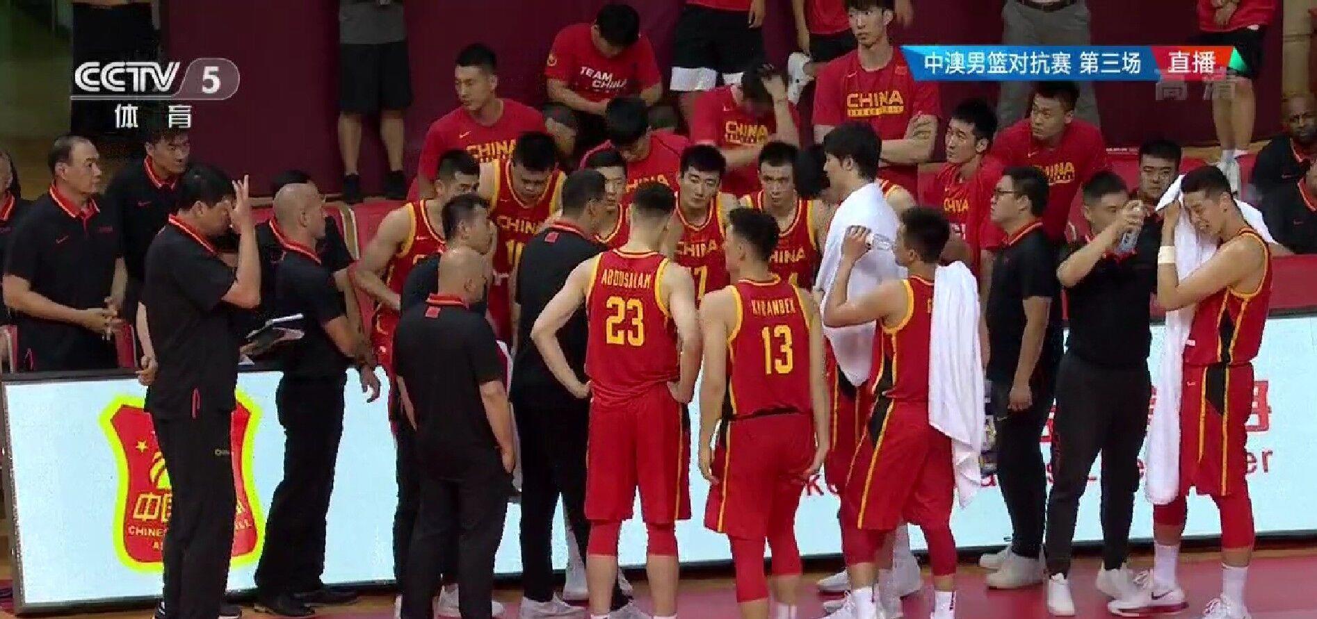 中国男篮热身赛G3,后卫线谁的发挥最好?球员状态如何?