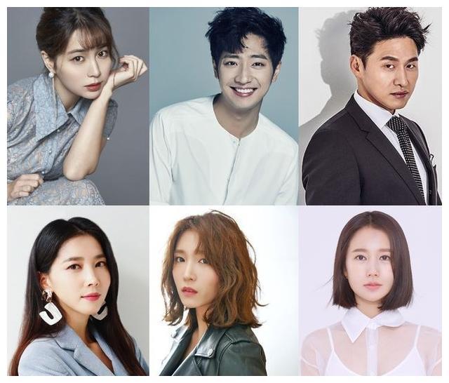 李珉廷、李相烨……等将主演KBS全新周末剧《结过一次了》