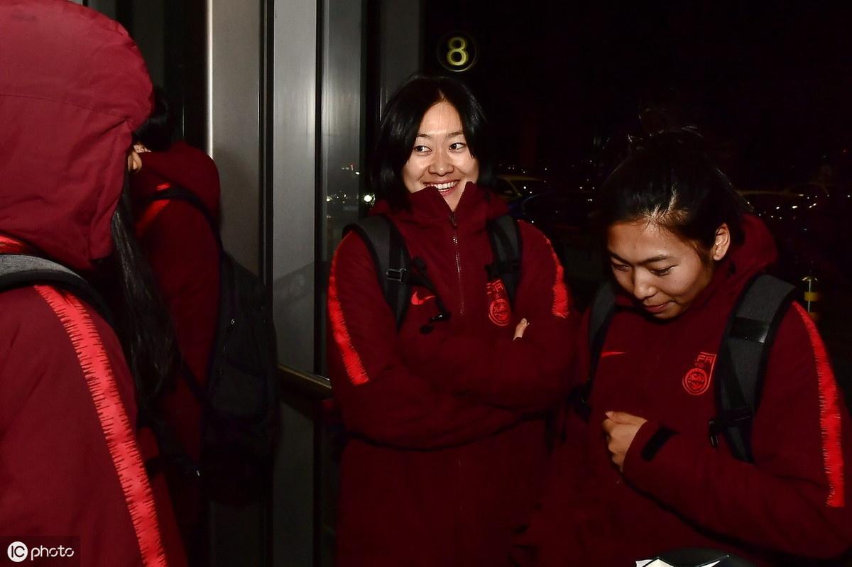 2019东亚杯前瞻,中国女足北京出发出征韩国