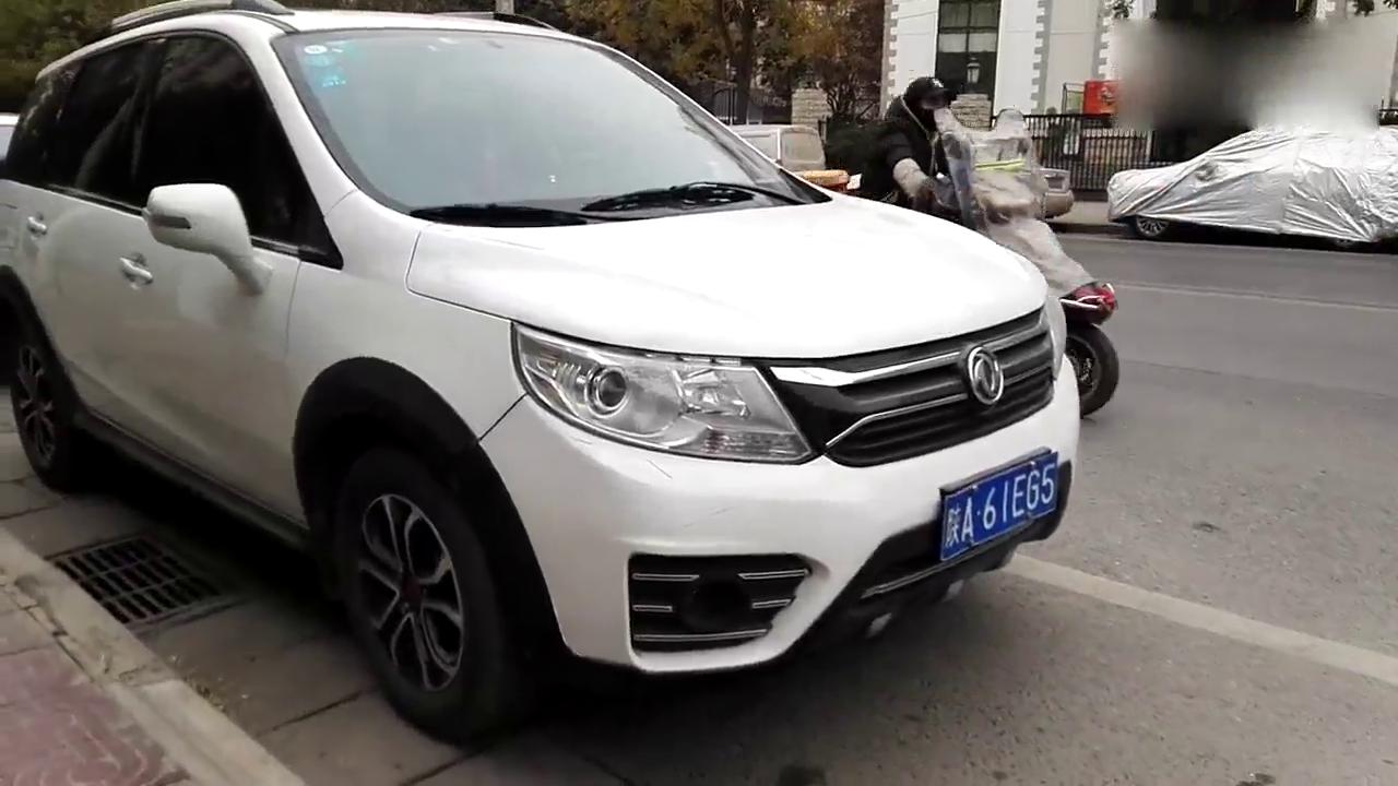 视频:这款不到十万的东风景逸X3城市SUV,配置与动力很适合这价格