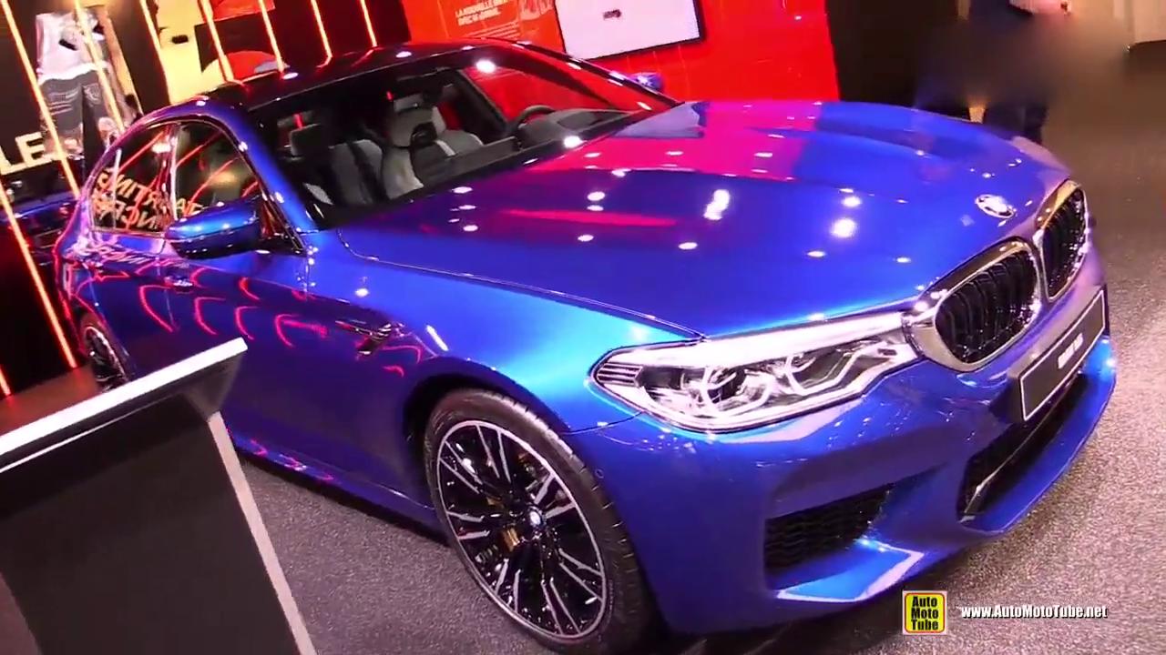 高性能车的标杆!2018 宝马BMW M5