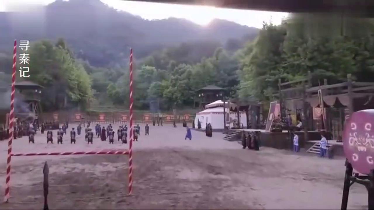 寻秦记:燕赵两国举行橄榄球比赛, 这场面这阵势实在是太逗了