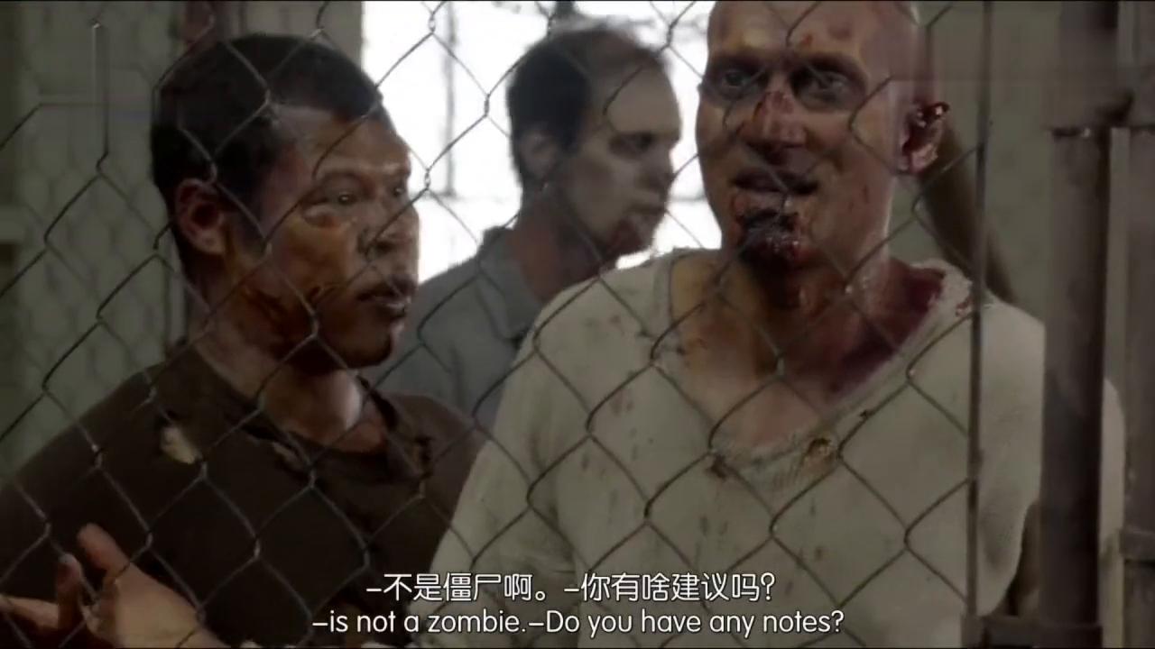 《黑人兄弟》都是扮僵尸的龙套,导演你怎么可以这样差别对待