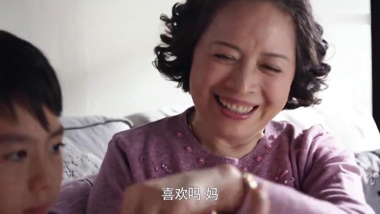 春节到了,又刚好赶到大妈的大寿,真是双喜临门,一家人开开心心