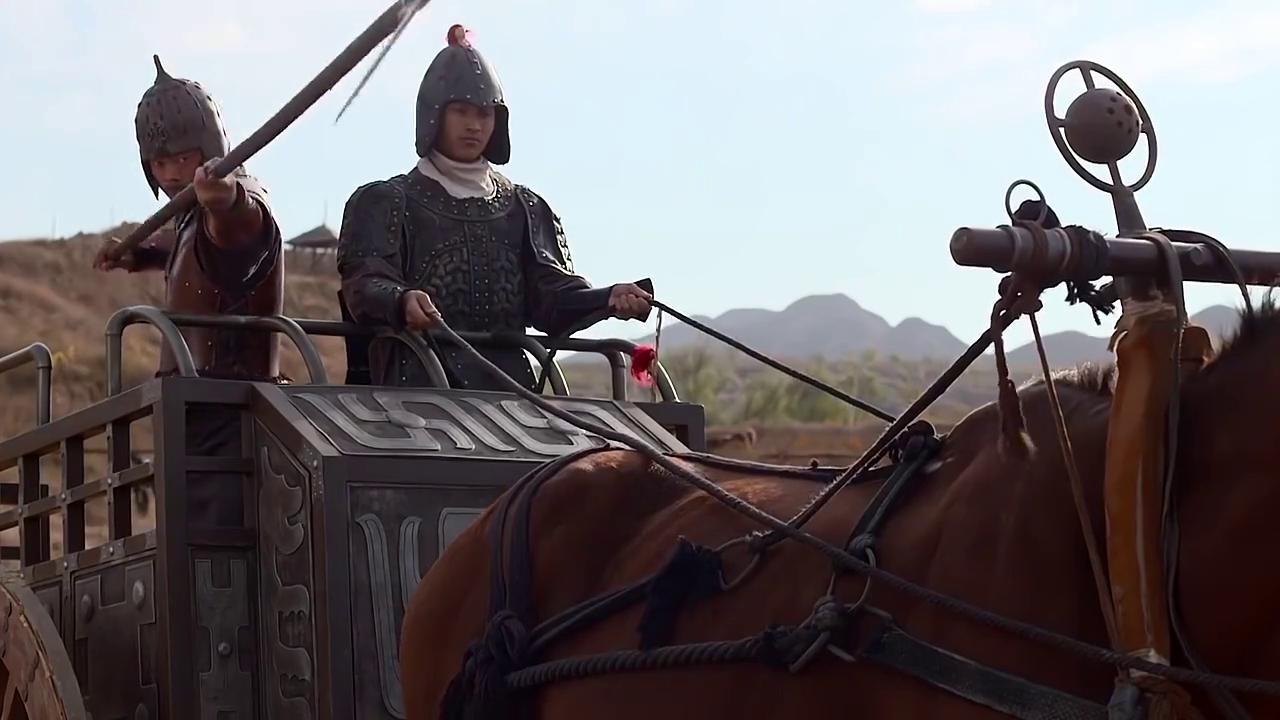 公子大业闯军阵,谁知却是少年英雄,竟受到了将军的赏识