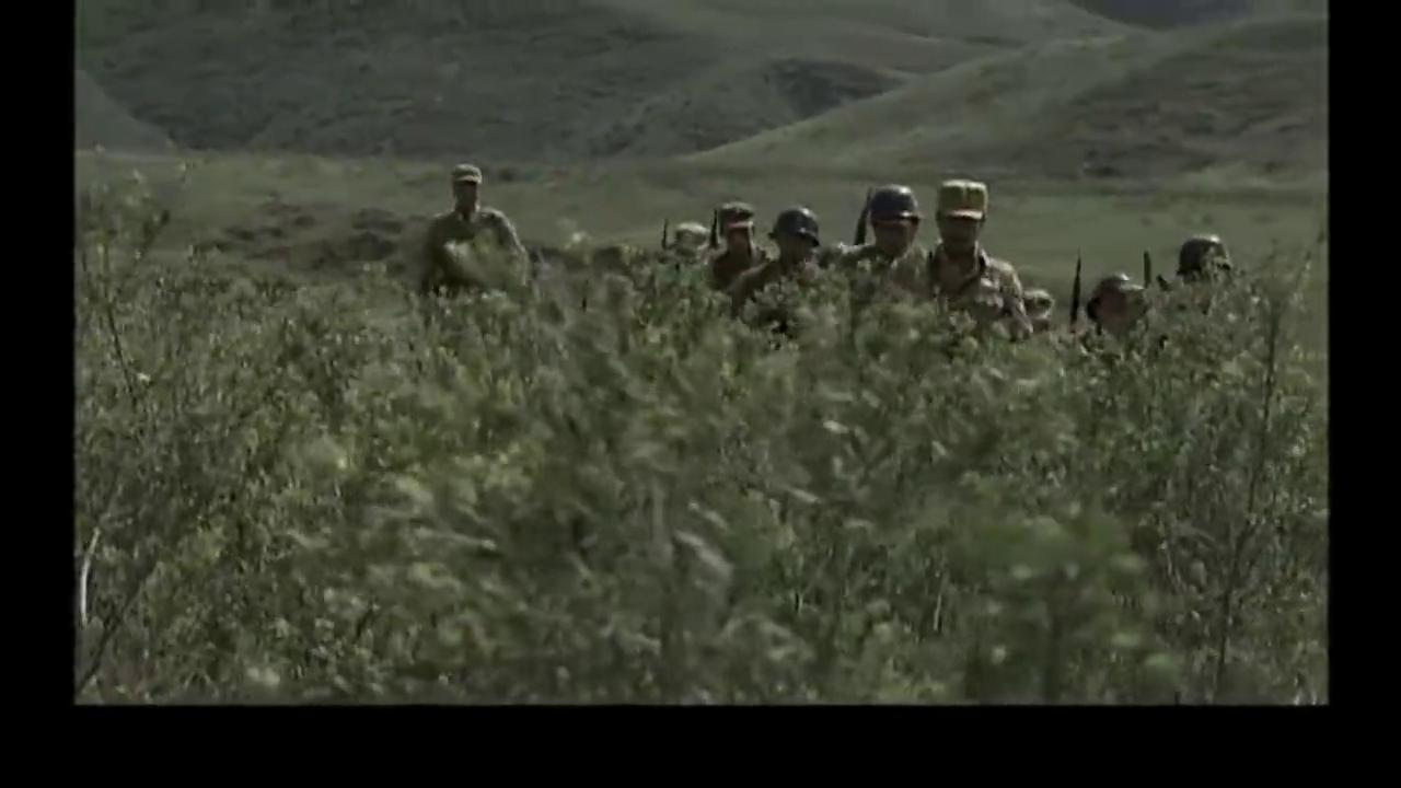 国军与日军只隔一道沟,都在彼此火力范围之内,却能相安无事