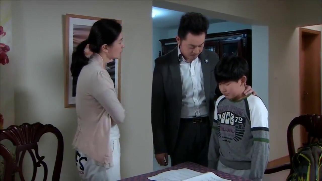 孩奴:儿子考试交白卷,却因祸得福,意外让虎妈反省了自己