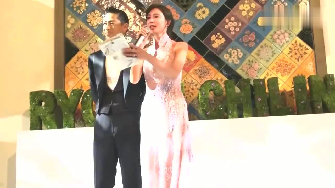 结婚后仍是朋友 林志玲大婚获F4成员吴建豪祝贺
