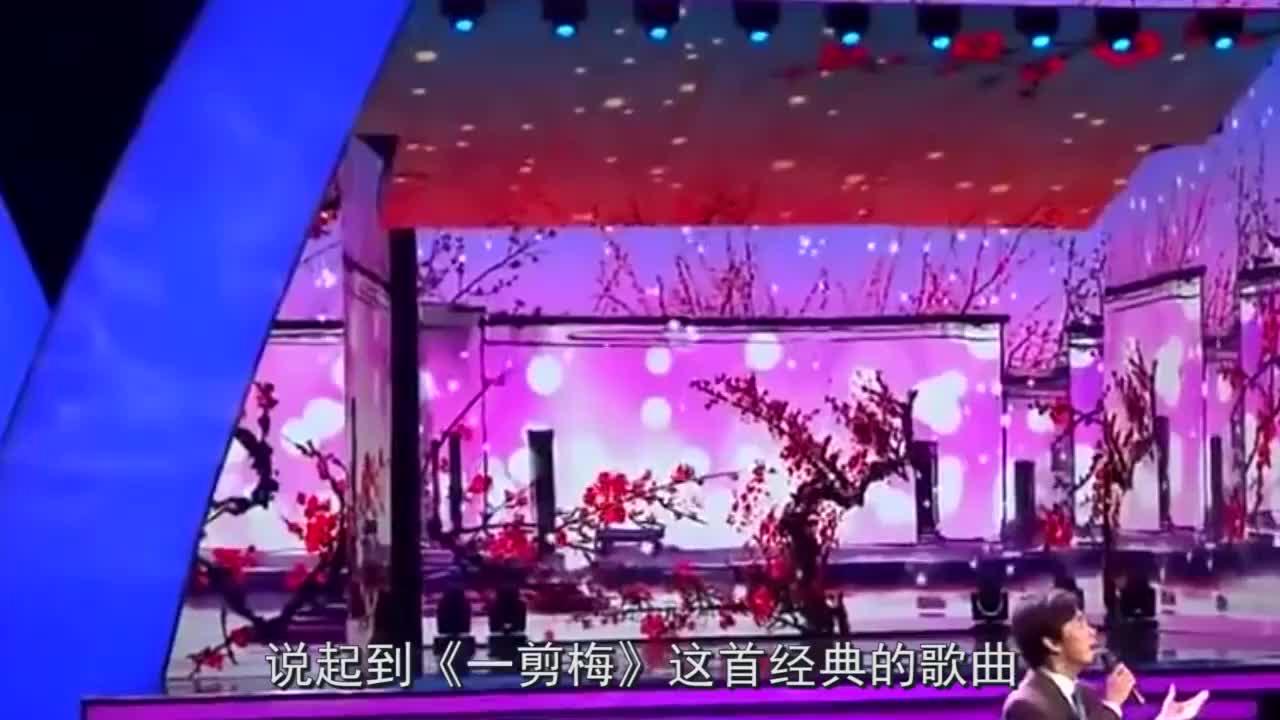 这才是真正的跨界歌王宋小宝翻唱一剪梅嗓音丝毫不输原唱