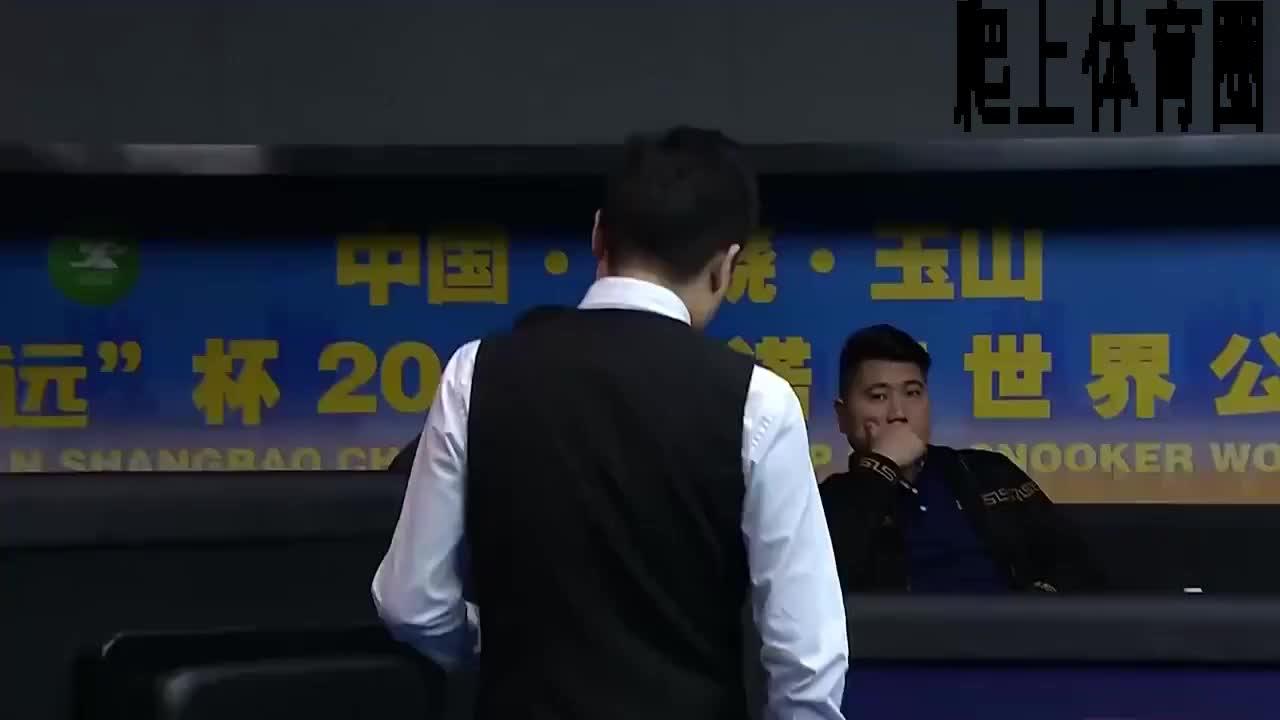 2019斯诺克中国公开赛,丁俊晖4-2卡斯尔进32强,这次能走多远。