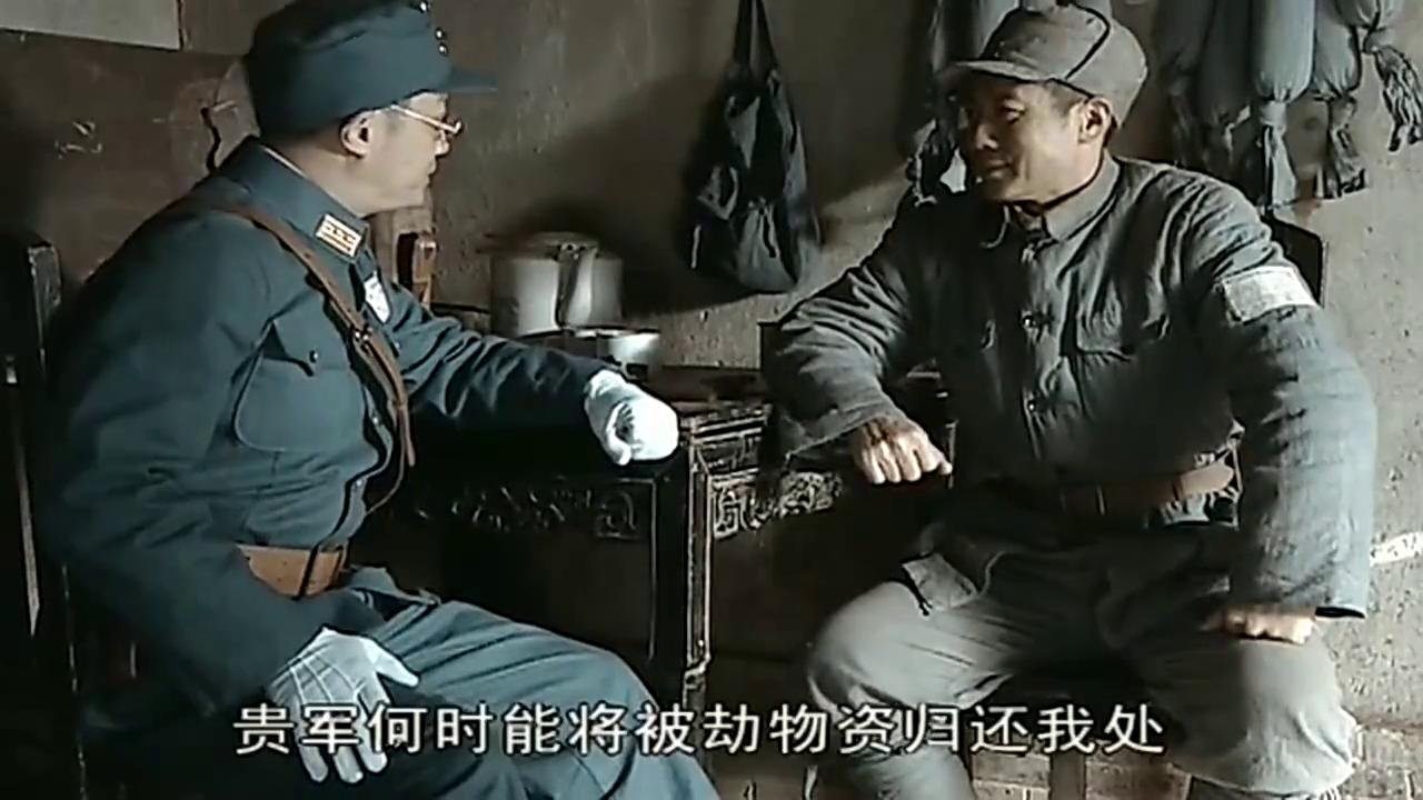 孔捷和李云龙同穿一条裤子,连打太极都配合的如此好
