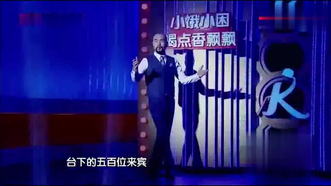 黄小蕾阿雅爆笑喜剧给劫匪送东西也攀比把劫匪都给整无奈了