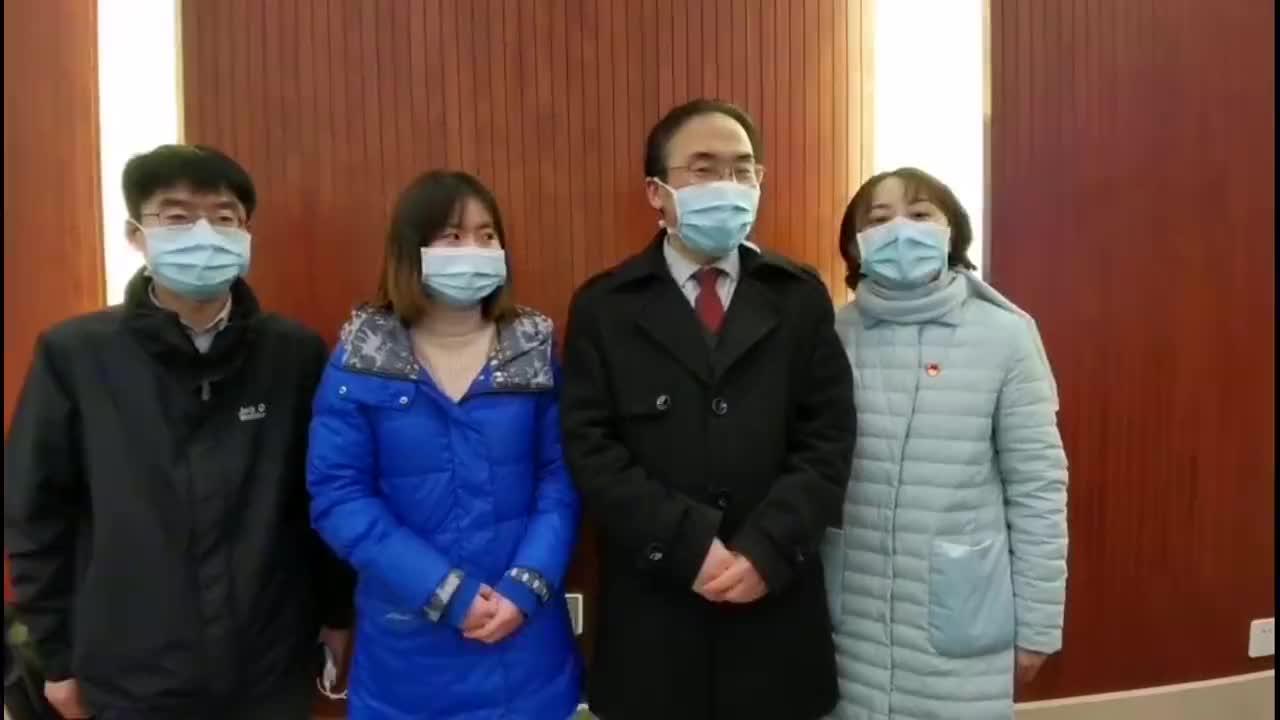 无标浙大一院呼吸科专家整装待发禽流感期间曾进入病房工作