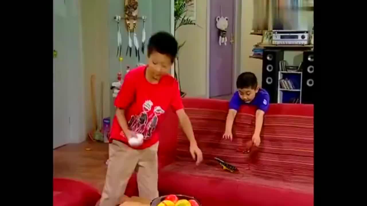 家有儿女刘星捏鼻子学刘梅讲话居然还约小雨老师来家访